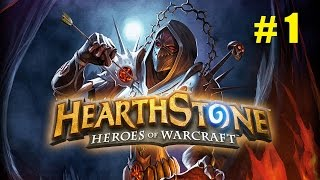 Прохождение Hearthstone: Heroes of Warcraft  — Часть 1: Дробитель