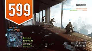 BATTLEFIELD 4 (PS4) - Road to Max Rank - Live Multiplayer Gameplay #599 - I SURVIVED!