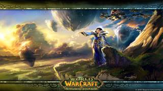 World of Warcraft [TBC] Soundtrack - Azuremyst Isle (Draenei Part 1) [HD]