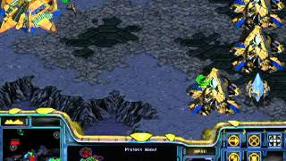 Let's Play Starcraft Brood War (35) Enemies and Allies