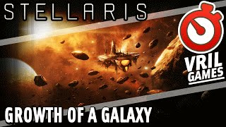 Stellaris | Growth of a Galaxy | 400 Years Timelapse