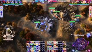 ASH vs NA'VI game1 @ Cursed Hollow (SEMIFINAL of ZOTAC MONTHLY FINALS #2)