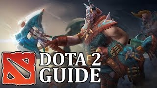 Dota 2 Guide Centaur Warrunner - Гайд на Кентавра