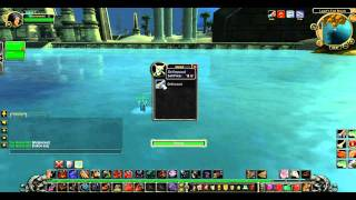 World of Warcraft Cataclysm: Uldum Fishing Gold Guide Patch 4.0.3a.