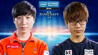 StarCraft 2 - INnoVation vs. Zest (TvP) - IEM Katowice 2015 - Quarterfinal
