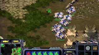Starcraft Brood War [FPVOD] Bender vs aJJu Terran vs Protoss VOD SC 1 SCBW