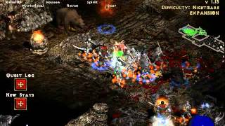 Let's All Play Diablo 2: Lord of Destruction Part 056