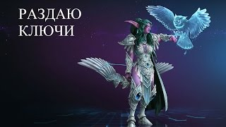 Heroes of the Storm (HotS) обзор гемплей / gameplay review