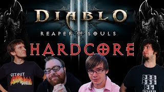 Diablo III: Reaper of Souls Hardcore: Team 1 Episode 1