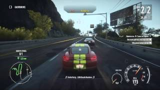 Need for Speed Rivals Night Race FullHD 1080p