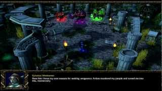 11 - The story of Warcraft III: The Frozen Throne (2003) - Legacy of the Damned HD