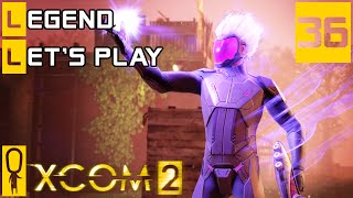 XCOM 2 - Part 36 - Retaliation Avatar! - Let's Play - XCOM 2 Gameplay [Legend Ironman]