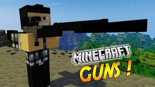COUNTER STRIKE ET CALL OF DUTY DANS MINECRAFT ! | Pr