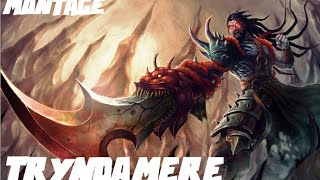 "Demon Blade Tryndamere Single Game - League of Legends 5.1 - ""Coco"" O.T. Genisis"