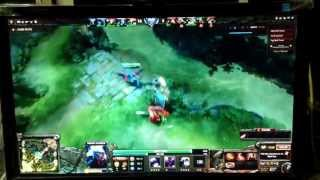 Dota 2: buildyourchoice Night Stalker Beyond Godlike Triple Kill