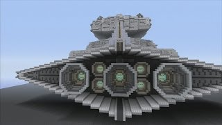 Minecraft xbox Epic Structures: STAR WARS Edition: Rannalt's Star Destroyer