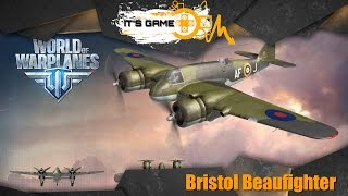 Bristol Beaufighter в World of Warplanes.