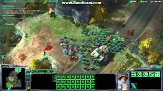 Starcraft 2 Brutal Campaign Walkthrough - 04 - The Evacuation