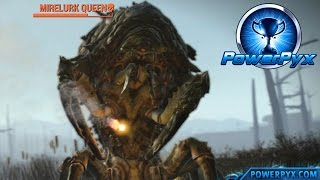 Fallout 4 5 Giant Creature Locations The Harder They Fall Trophy Achievement Guide Fallout 3  D0 Bc D0 Be D0 B1