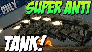 SUPER ANTI TANK - AUTO LOADER - (War Thunder Tank Gameplay)