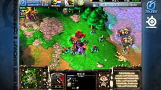 Popular Warcraft III: The Frozen Throne & Grubby videos