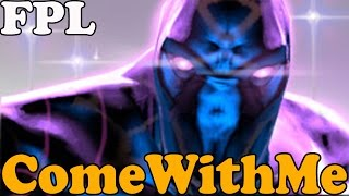 Dota 2 - ComeWithMe, Niqua And Others Players 5500+ MMR Plays Faceit Pro League Eu