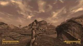 Fallout: New Vegas- Enclave Remnant Power Armor Guide