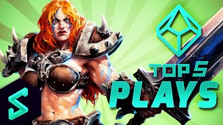 Top 5 Plays in Heroes of the Storm | Ep. 37 w/ Hengest | HotS Top 5 Plays | TGN Squadron