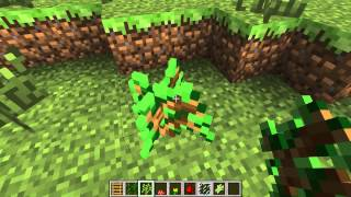 Обзор модов Minecraft #39 3D Objects - Предметы в 3D!