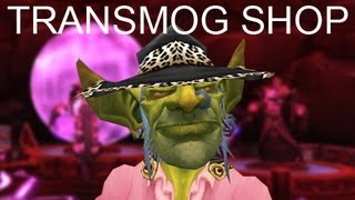 Transmog Shop (A World of Warcraft Thrift Shop Parody)