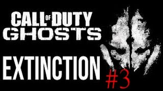 Call Of Duty: Ghosts- Extinction Point of Contact #3- CHAINSAW!