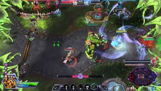 HeroesOfTheStorm Heroes of the Storm PVP gameplay Blizzard Entertainment