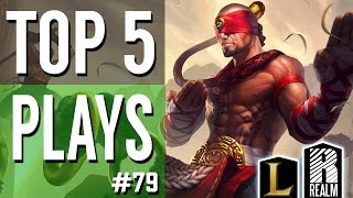 ® Top 5 LoL Plays | Episode 79 (League of Legends)