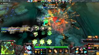 Dota 2 - Clockwerk 4-man hook + cogs