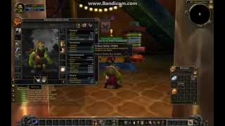 World Of Warcraft Goblin Shaman Part 1