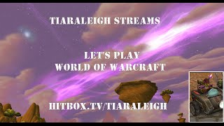 Let's Play-Goblin Frost Mage-World Of Warcraft