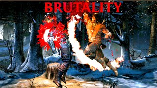 Mortal Kombat X - All Brutalities