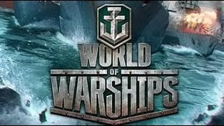 Мореходка с FantomZ World of Warships # 3