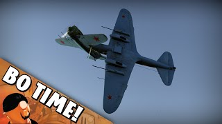 "War Thunder - IL-2-37 ""Twin High Explosive Dispensers"""