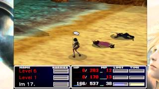 Final Fantasy VII- New Threat Mod No EXP Challenge- Onto the New Continent!