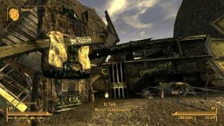 Fallout New Vegas DLC: Lonesome Road - Part 1