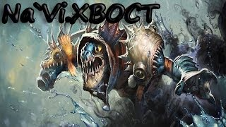 Dota 2 Na`Vi.XBOCT plays Slark 41 kills in 27 minutes