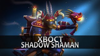 XBOCT (Shadow Shaman) Gameplay Dota 2 MMR