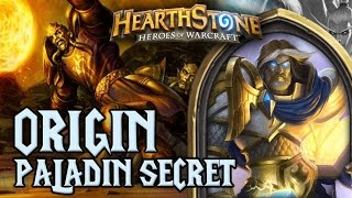 HearthStone : OrigiN Paladin Secret [FR]