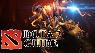 Dota 2 Guide Earthshaker - Гайд на Шейкера (Raigor Stonehoof)