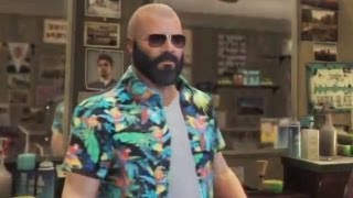 Grand Theft Auto 5: How To Look Like Max Payne in GTA 5 (HD)