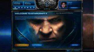 StarCraft 2 Wings of Liberty - Mac | PC - Battle.net Overview official video game preview trailer