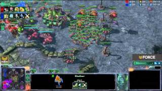 StarCraft 2 - [Z] Spanishiwa's No Gas FE - Strategy