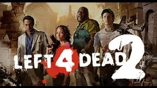 Left 4 Dead 2: Single Player Gameplay | Ep.1 | Hotel! | OMG!