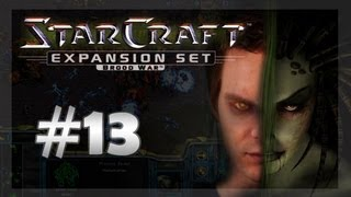 StarCraft: Broodwar - Episode 13 - THE GREAT ESCAPE